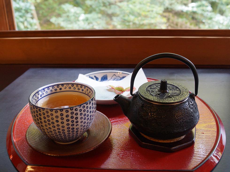 加賀いり棒茶