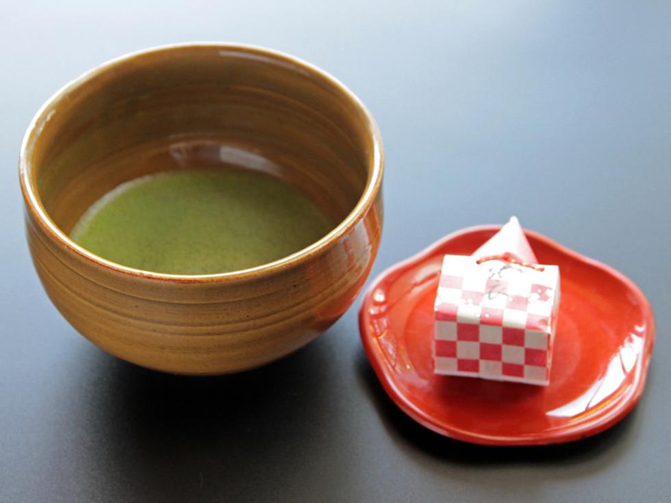 清水亭抹茶